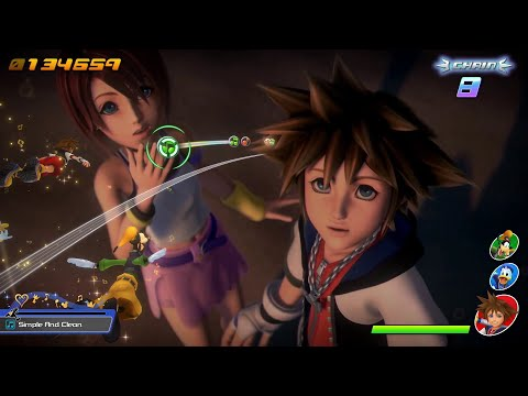 KINGDOM HEARTS Melody Of Memory – Release Date Announcement Trailer (Closed Captions)