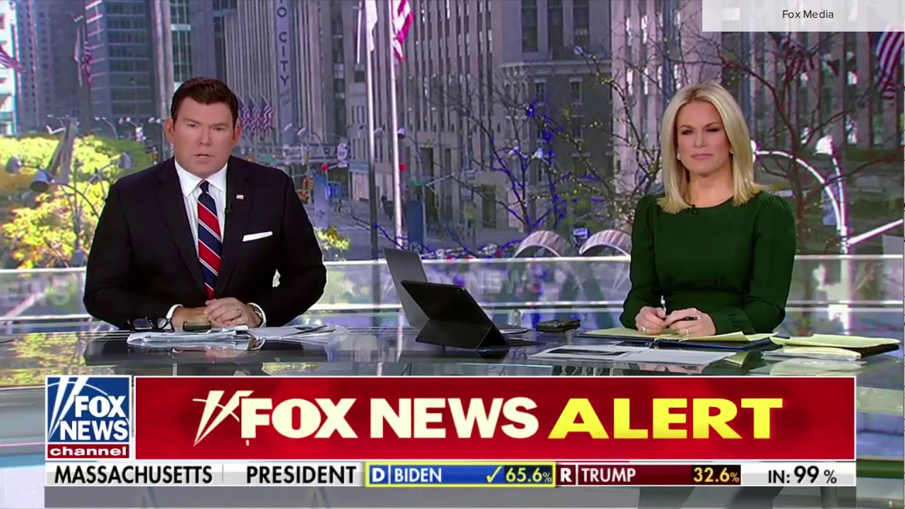 Fox calls 2020 election for Joe Biden