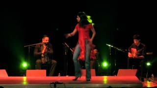 Julianna Ymira - Flamenco Lyon-Marseille