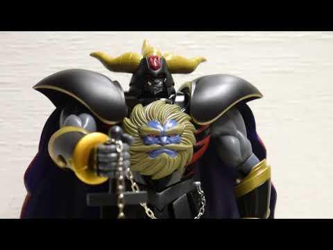 recensione Generale Nero Aoshima shin mazinger color
