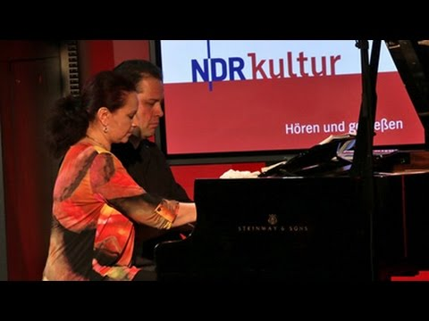 Genova & Dimitrov at NDR Radio Hamburg Foyer Concerts