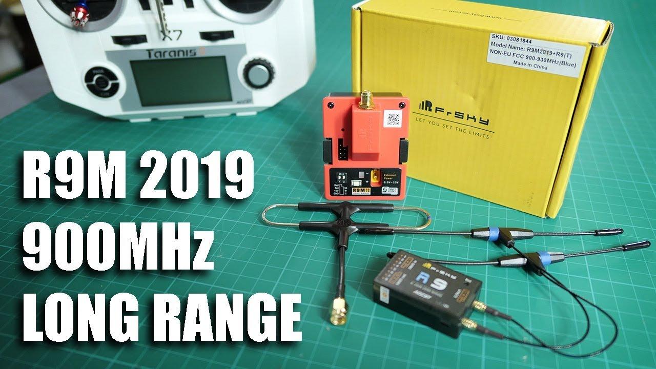 R9M2019 Long Range Module introduction