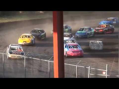 Sport Compact feature Benton County Speedway 4/29/18