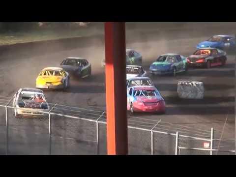 Sport Compact feature Benton County Speedway 4/29/18