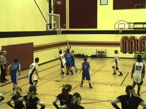 Berrendos Middle School vs UPrep