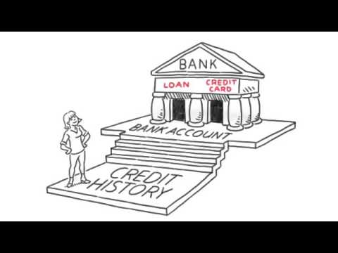 Bank of America How do I build credit from scratch