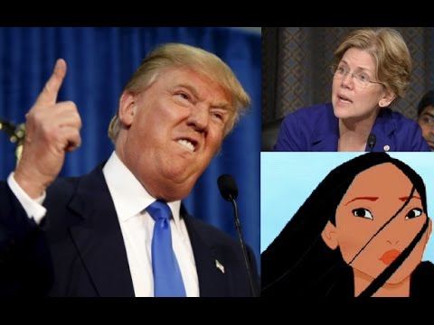 2020 Election Prediction: President Trump vs Elizabeth Warren (1)
