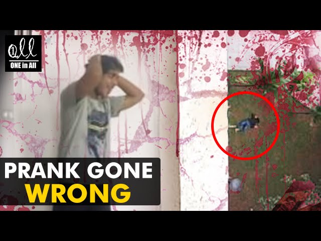 Cheating Girlfriend Prank Gone Wrong 2016 Pranks In India One In All