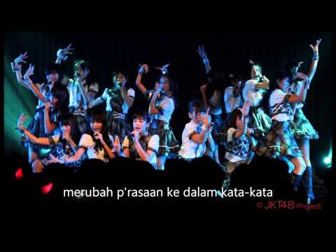 JKT48 - Oogoe Diamond (Diamond Shout) Lyrics