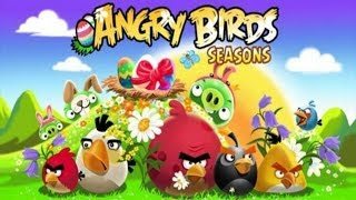 Angry Birds Seasons GamePlay Android