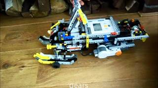 LEGO Mindstorms - Snowmobile