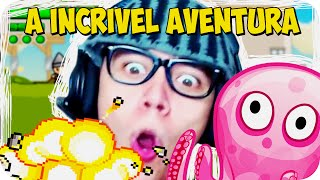 A incrível aventura - Kit and the Octopod