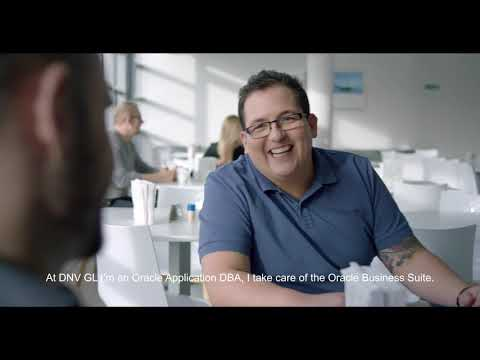 DNV GL Shared Services Gdynia - What Rafael Values The Most (employee Story)