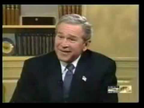 Bush / Kerry Skull and Bones Avoidance