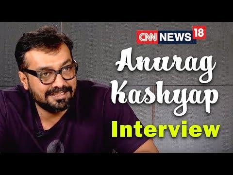 Anurag Kashyap Interview   Black Friday   Anatomy Of a Scene   CNN-News18
