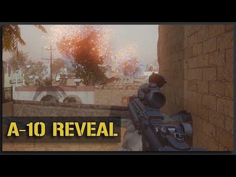 A-10 REVEAL + Trailer Breakdown - Insurgency: Sandstorm Gameplay