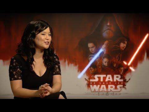 Kelly Marie Tran - Star Wars: The Last Jedi INTERVIEW
