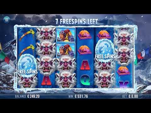 9K Yeti Slot By 4ThePlayer