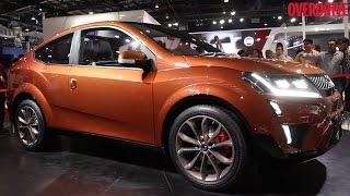 2016 Auto Expo_ Mahindra Aero concept