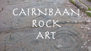 Cairnbaan Rock Art, Cairnbaan, Argyle & Bute, Scotland.