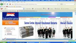Prosedure Website SuksesBersama.Com