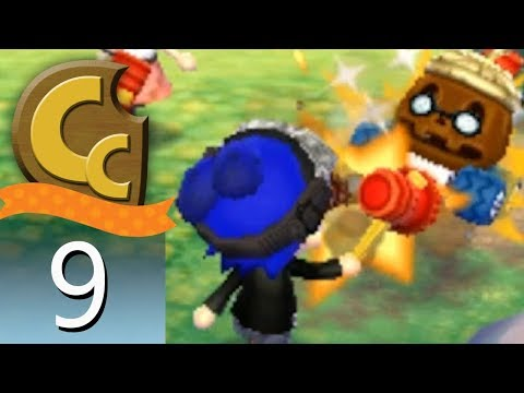 Animal Crossing: New Leaf - Welcome amiibo - Day 9: Welcome to the Club
