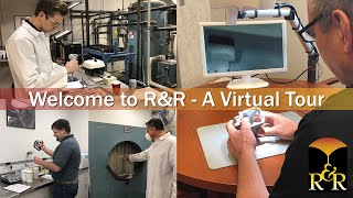 Welcome to R&R - A Virtual Tour
