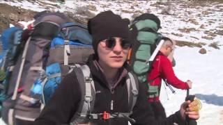 هذا الصباح-رحلة تسلق وسط الثلوج لقمة جبل هلكورد