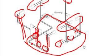 видео Как сделать гидравлический расчет системы отопления