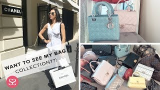 HERMES OVER HYPED?! + MY LUXE BAG COLLECTION | Chanel, Dior, Vuitton | Sophie Shohet