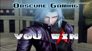 Obscure Gaming: Bloody Roar 3 (PS2)