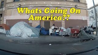 The 10 MOST HOMELESS CITIES in AMERICA