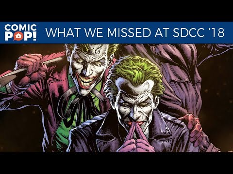 What we missed at San Diego 2018 - Elseworlds Exchange