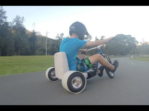 Drift trike electric sliders motorised drifters