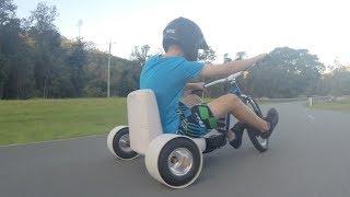 Drift trike electric sliders motorised drifters
