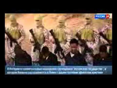 ИГИЛ Видео посыл Христианам от Исламского Государства с расстрелом и обезглавливанием
