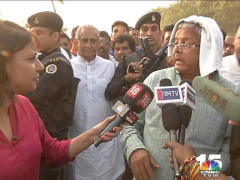 We Talk DEVELOPMENT, BJP Talks CASTE | Lalu Prasad Yadav | RJD | JDU | CNBC TV18
