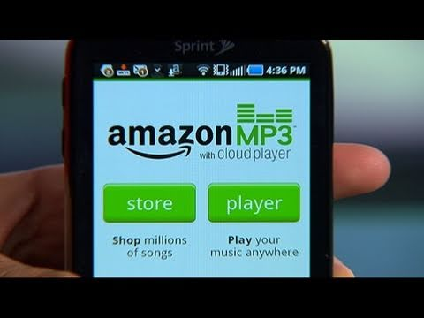How to: Use Amazon Cloud Player for Android