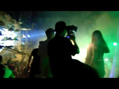 Way Back Home - B Ray ft V# Live ( EvB Sài Gòn Show )