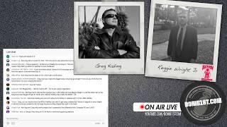 Bomb1st Live: Reggie Wright Jr. and Greg Kading   2pac Unsolved