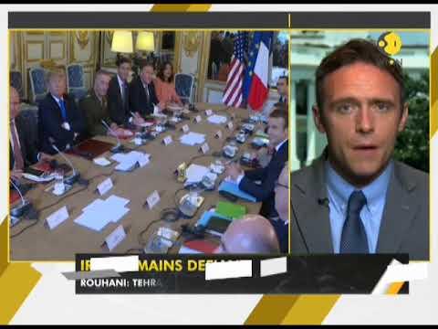 WION Gravitas: Will Trump dump the Iran deal? Jong-un meets Xi Jinping in China