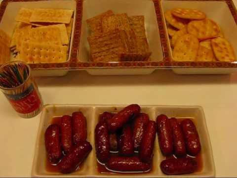 Betty's Sweet and Spicy Cocktail Wieners