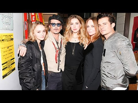 Lily-Rose Depp Defends Dad Johnny Depp: He's 'The Sweetest ...