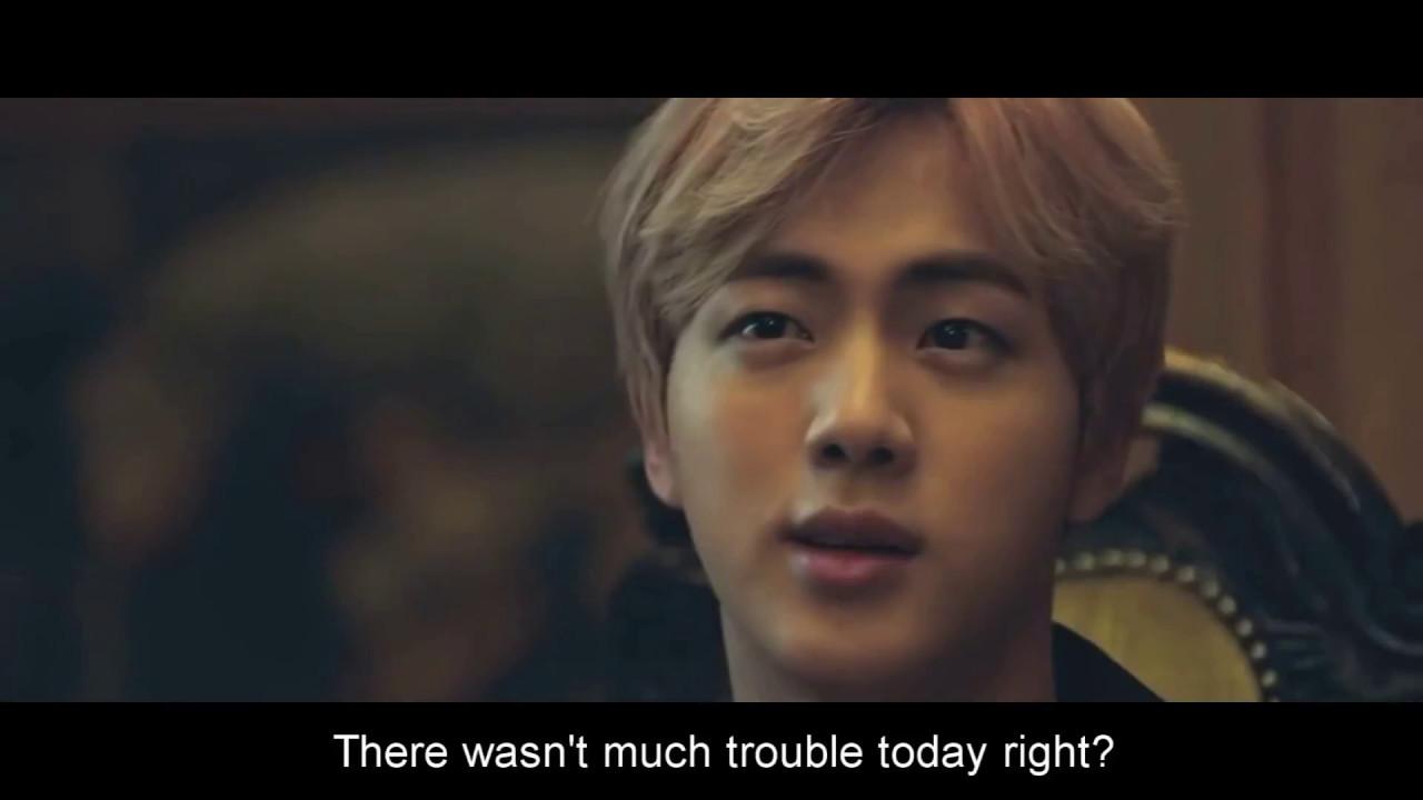 BTS | Hwayi: A monster boy [movie trailer] - YouTube