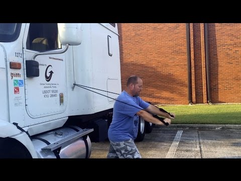 Grimes Trucking: Fitness on the Road