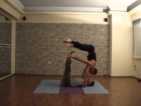 Icarian Yoga Demo 01