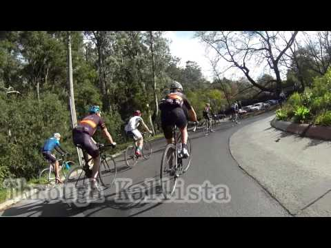 New Roads in the Dandenong Hills