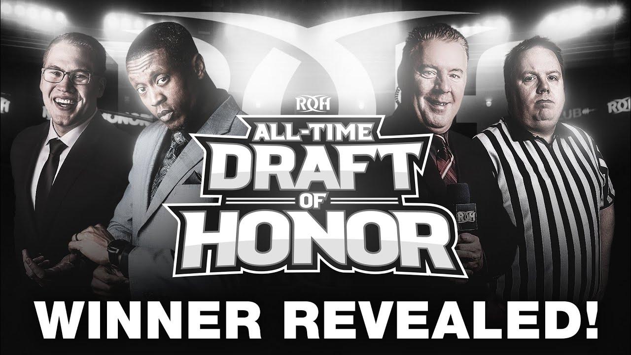 All-Time Draft of Honor Winner Revealed!
