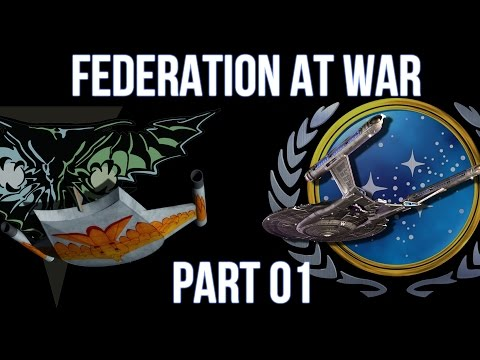 The Federation at War (Part 1/2)