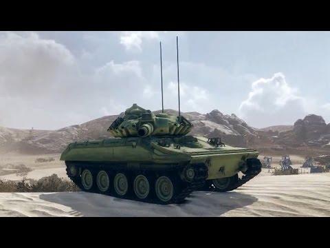 Armored Warfare М551 Sheridan - танк мечты